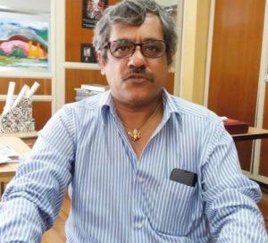 Amar Deerpalsing, président de la fédération des PME