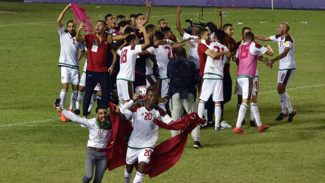 Coupe du monde 2018 le maroc et la tunisie seront du voyage en russie sunday times - Maroc coupe du monde 1998 ...