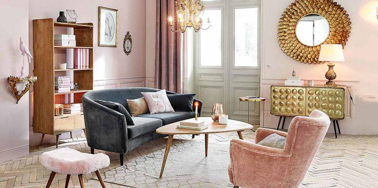 5 fa ons d utiliser les couleurs pastels dans la d co sunday times. Black Bedroom Furniture Sets. Home Design Ideas