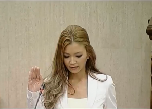 Hon Eileen Karen Lee chin Foo Kune