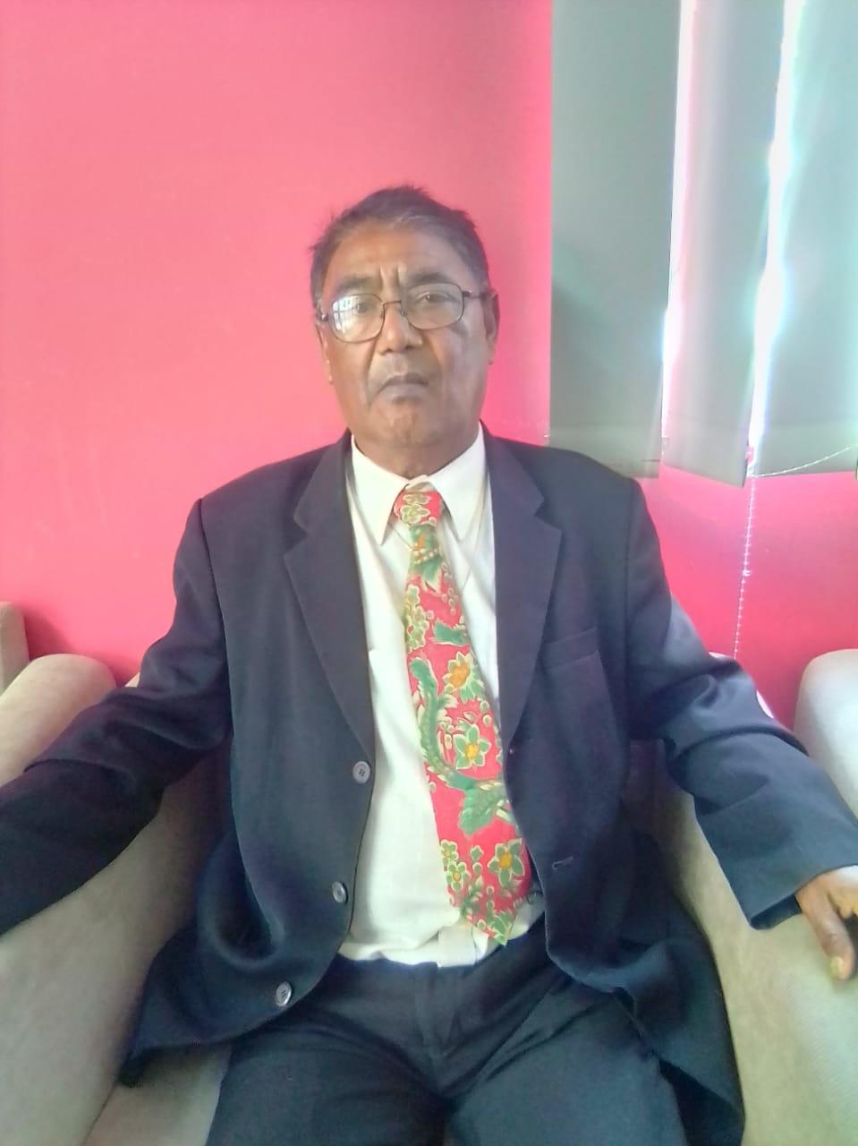 Son fils injustement accusé de viol 8 ans de cela… : À 64 ans, Balraz Boodooa prend un nouveau départ   Sunday Times