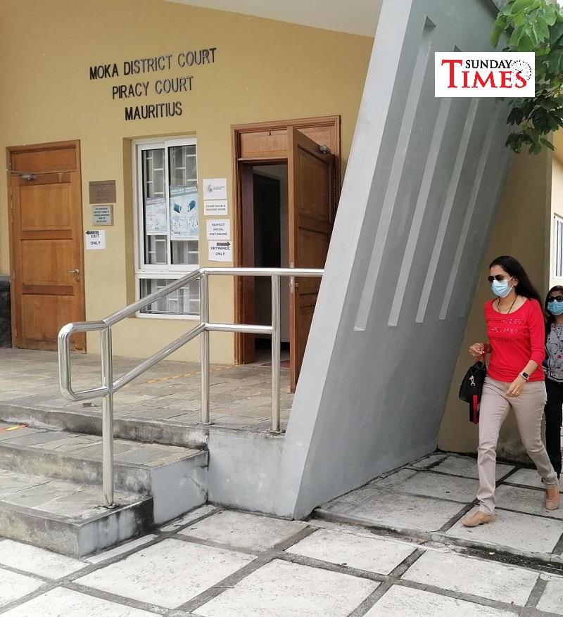 Enquête judiciaire : Neeta Nuckched attendue en cour aujourd'hui   Sunday Times